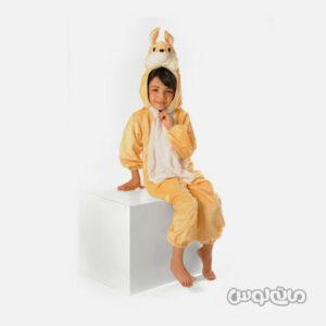 لباس سرهمی کاستوم خرگوش سایز 1 شادی رویان