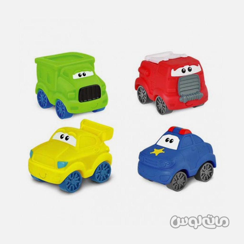 ست اتومبیل 4 عددی وین فان