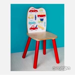 صندلی چوبی پوپولوس