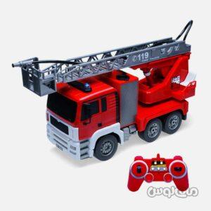 ماشین آتشنشانی کنترلی 1:20 دبل ایگل