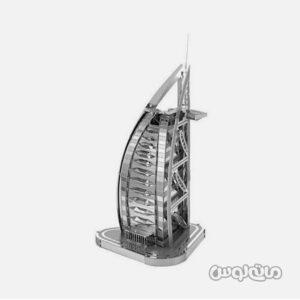 پازل سه بعدی برج العرب متال ورلد