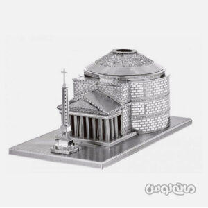 پازل 3 بعدی معبد پانتئون رم متال ورلد