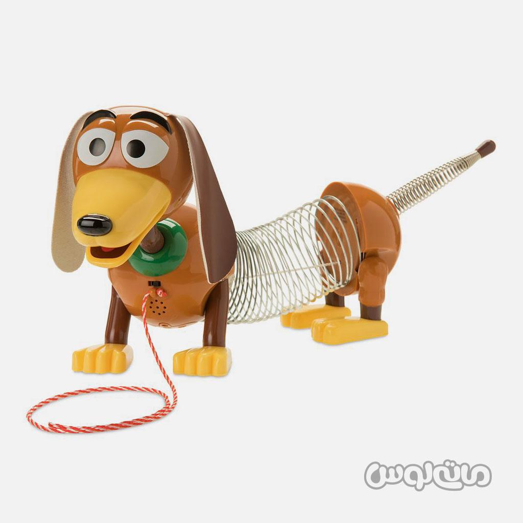سگ اسلینکی سری توی استوری دیزنی