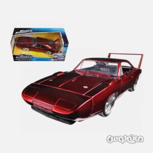 ماشین مدل دوج چارجر دیتونا قرمز جادا