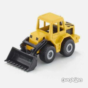 اتومبیل مدل لودر زرد سری ساختمانی سیکو