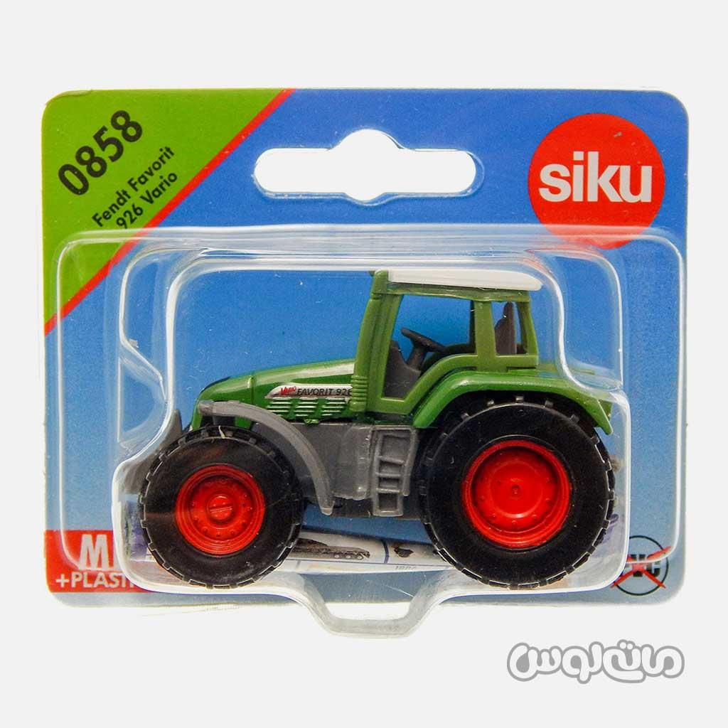 اتومبیل مدل لودر سبز کشاورزی سیکو