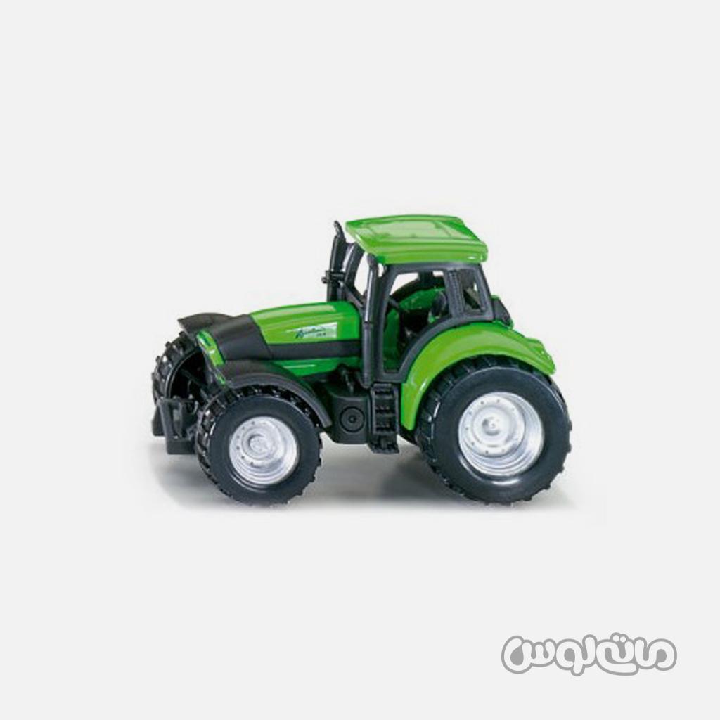 اتومبیل مدل آگرو ترن سبز رنگ سری کشاورزی سیکو