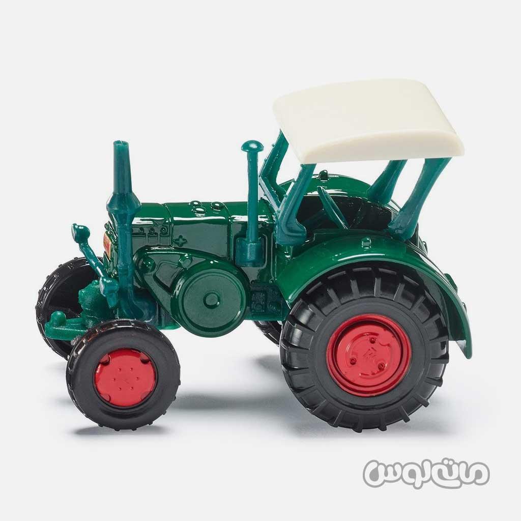 اتومبیل مدل تراکتور لانز بولداگ سبز سری کشاورزی سیکو