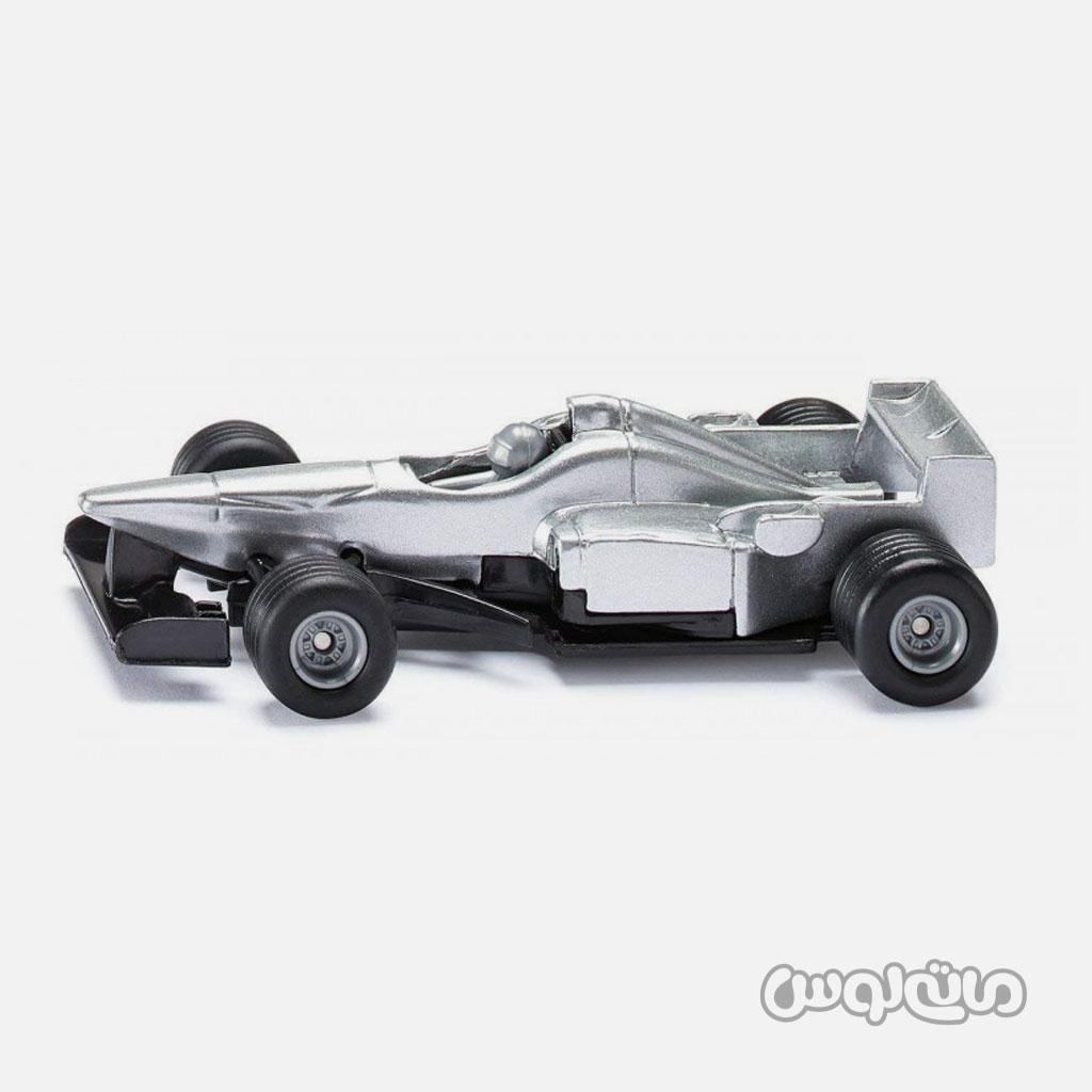 اتومبیل مدل ریسر نقره ای رنگ سیکو