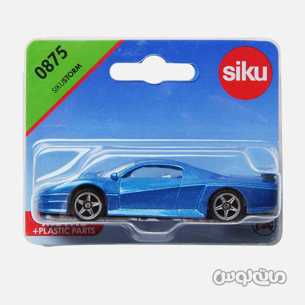 اتومبیل مدل سیکو استورم آبی سیکو
