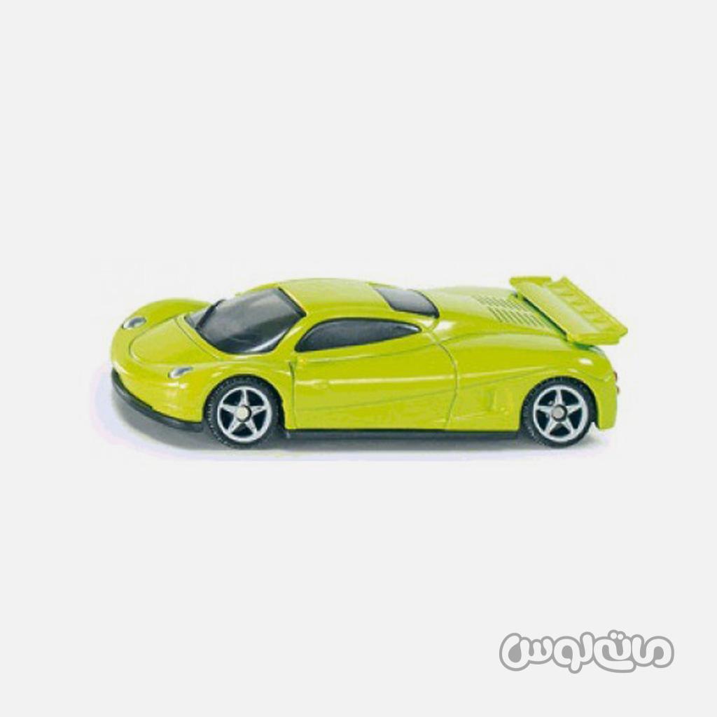 اتومبیل مدل هوریکان سبز سیکو