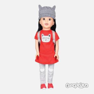 عروسک با کوله پشتی گربه بامبل بری گرلز