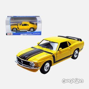 ماشین فورد موستانگ 1970 مایستو