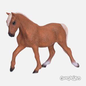 فیگور اسب مورگان قرمز موجو