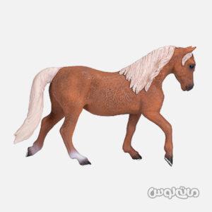فیگور اسب مورگان استالیون پالومینو موجو