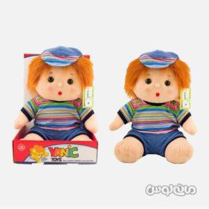 عروسک پولیشی پسر تپل کلاه دار یانیک