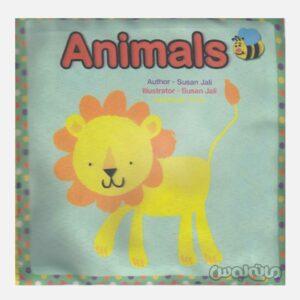 کتاب پارچه ای Animals عسل نشر