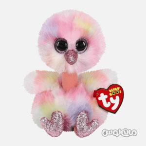 عروسک شتر مرغ تی وای