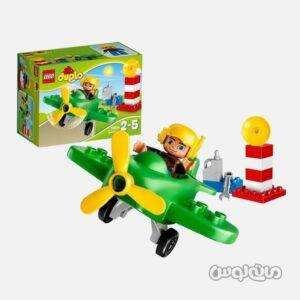 لگو هواپیمای کوچک دوپلو