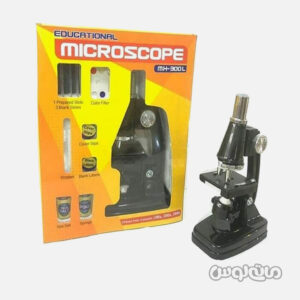 ميکروسکوپ 300 برابر MH-300L مديک