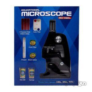 ميکروسکوپ 450 برابر MH-450L مديک