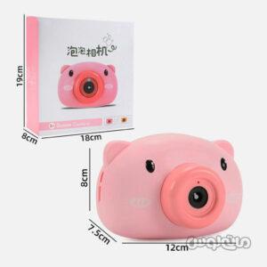 حباب ساز دوربینی طرح خوک