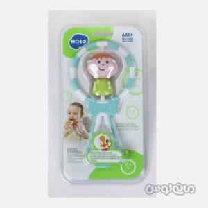 اسباب بازی جغجغه عروسکی هولا