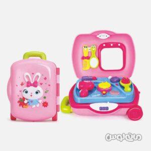 اسباب بازی چمدان آرایشی هولا