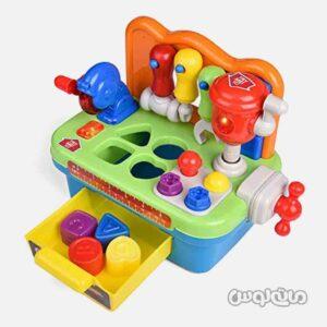 اسباب بازی جعبه ابزار موزیکال هولا