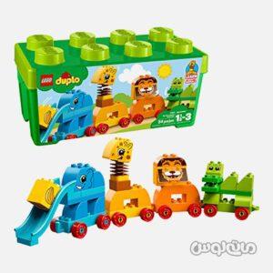 لگو اولين جعبه حيوانات دوپلو
