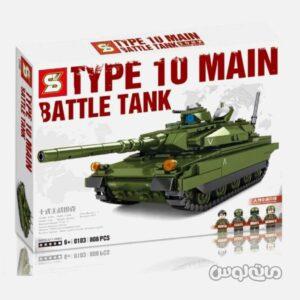 تانک 806 قطعه اس وای