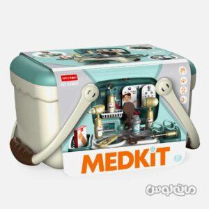 اسباب بازی باکس 2 در 1 پزشکی 27 قطعه وانیه