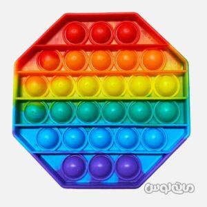 اسباب بازی پاپ ایت طرح شش ضلعی
