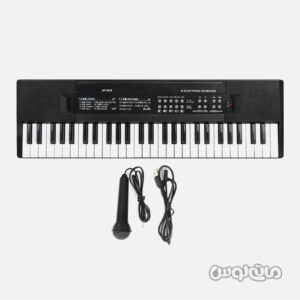 اسباب بازی کیبورد الکترونیکی 54 کلید همراه با میکروفون بیگ فان