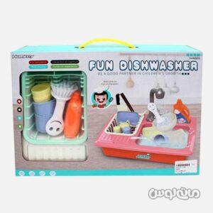 پلی ست اسباب بازی سینک آشپزخانه هومکی