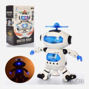 اسباب بازی ربات رقصنده لزو اسمارت