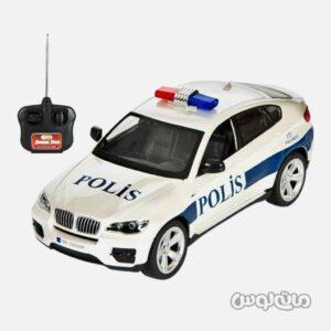 ماشین پلیس کنترلی راش فایر