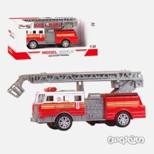 ماشین آتشنشانی عقب کش تیان دو