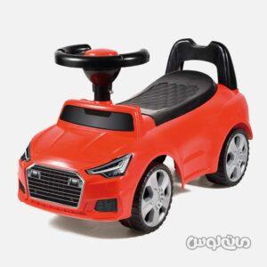 ماشین سوار شدنی قرمز