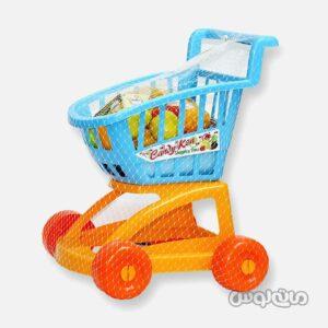 ست اسباب بازی ترولی خرید دد
