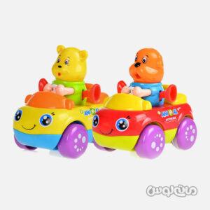 اسباب بازی حیوانات ماشین سوار قدرتی هولا