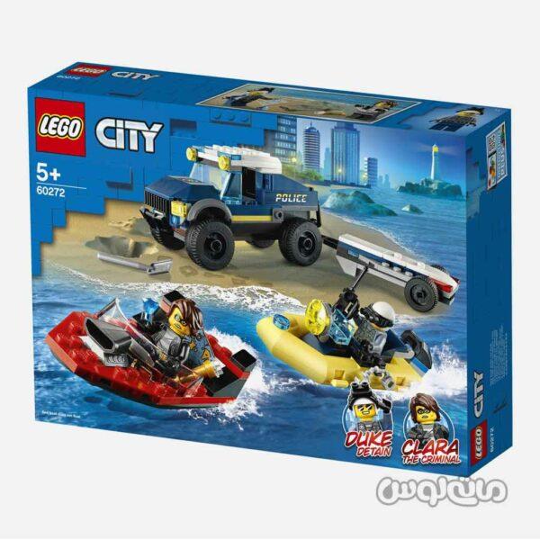lego city 60272