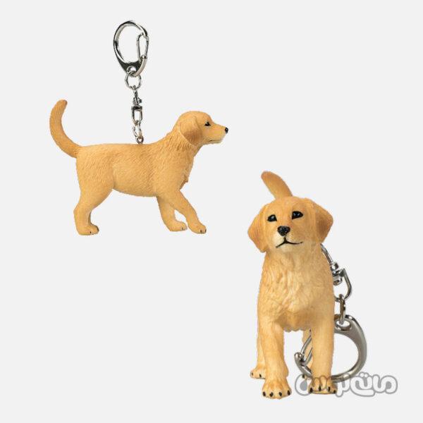 جاکلیدی سگ لابرادور موجو