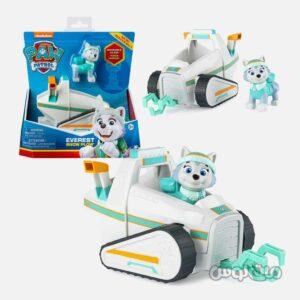 اسباب بازی اورست همراه با ماشین برف روب اسپین مستر