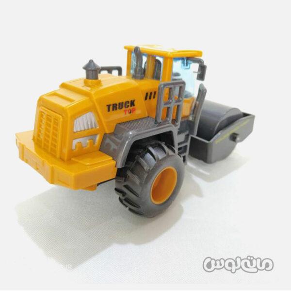 اسباب بازی ماشین راه سازی 1:55 قدرتی
