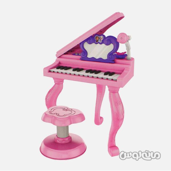 پیانو طرح فروزن