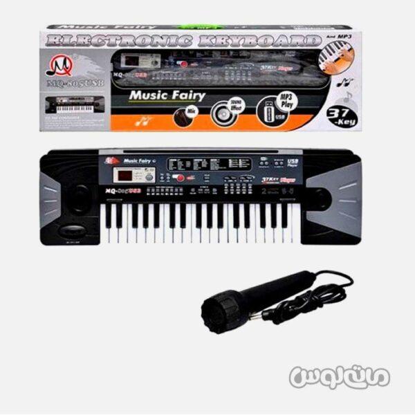 اسباب بازی کیبورد الکتریکی 37 کلید