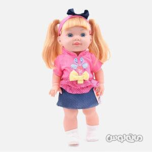 عروسک دختر با دستمال سر بی بی مای مای
