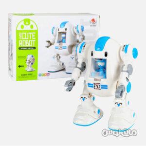 اسباب بازی ربات با سرنشین کیوت سان لایت