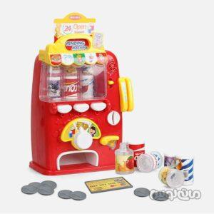 ست اسباب بازی دستگاه فروش نوشیدنی موزیکال فایو استار تویز